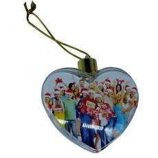 Fotoğraflı Kalp Hediyelik Eşya