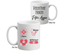 Veterinere Hediye Kupa Bardak