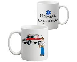 Erkek Paramedik - ATT Hediyesi Kupa Bardak