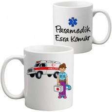 Bayan Paramedik - ATT Hediyesi Kupa Bardak