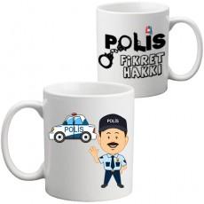 Polise Hediye - Polis Kupa Bardak