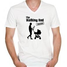 "Babalar Günü Hediyesi ""Walking Dad"" Tişört"