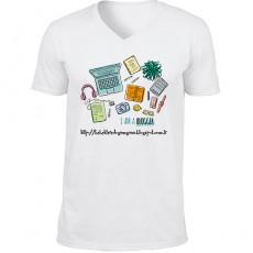 Blog Yazarına Hediye Tişört