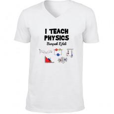 Fizik Öğretmenine Hediyelik Tişört