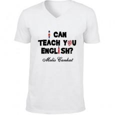 İngilizce Öğretmenine Hediyelik Tişört