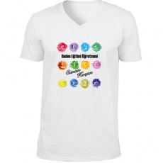 Beden Eğitimi Öğretmenine Hediyelik Tişört