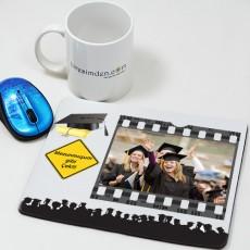 Mezuniyet Hediyesi - Fotoğraflı Mousepad