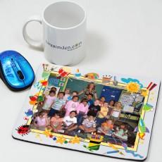 Öğretmenler Gününe Özel Fotoğraflı Mousepad