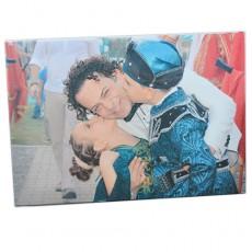 Kişiye Özel Fotoğraflı Kanvas Tablo (27x37 cm)