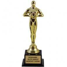 Kişiye Özel İsimli Oscar Heykeli