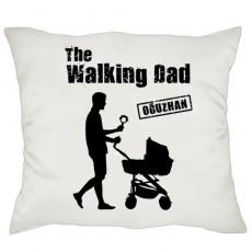 Babalar Günü Hediyesi Walking Dad Yastık