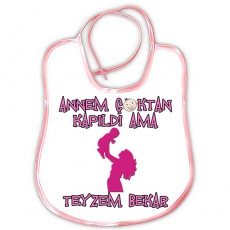 Halam/Teyzem Bekar Mama Önlüğü Kız Bebek