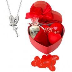 Sevgiliye Hediye Sepeti - Kalbimdesin
