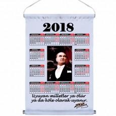 2018 Atatürk Takvimi