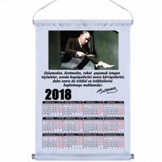 2017 Atatürk Fotoğraflı Takvim