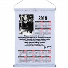 2018 Atatürk Takvimi - Öğretmenler Günü Hediyesi