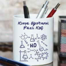 Kimya Öğretmenine Hediye Laboratuvar Kalemlik