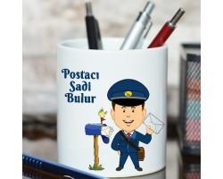 Postacıya Hediye İsimli Kalemlik