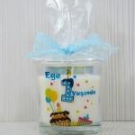 1 Yaş Doğum Günü Bebek Şekerleri